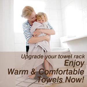 ENJOY WARM TOWEL NOW
