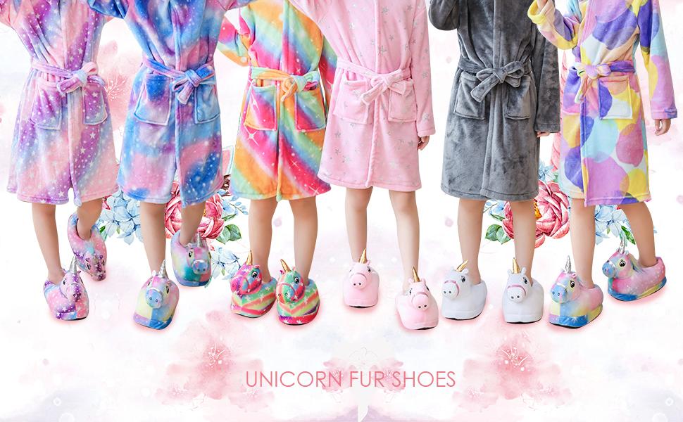Enfants Garçons Fille Pantoufles 3D Nouveauté Chaussures Cadeau