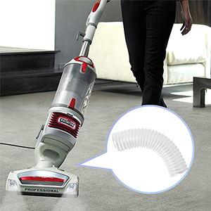 NV500 Vacuum Cleaner NV472 NV470 2x Lower Duct Hose For Shark Rotator  NV341