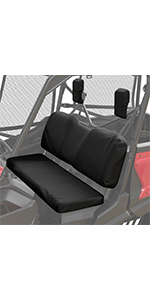 pioneer 1000 seat cover front