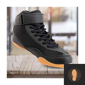 kickboxing shoes zapatillas de boxeo de hombre zapatos de boxeo para hombres kickboxing shoe youth