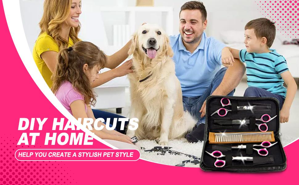 DOG HAIR SCISSOR