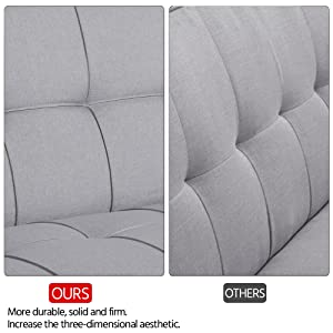 fabric sofa bed 3 seater