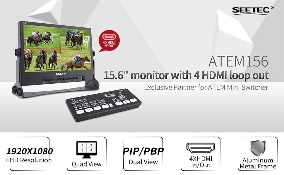 ATEM156 monitor