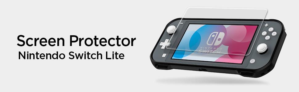 Spigen, 2 Pack, Protector Pantalla Nintendo Switch Lite, Glas. tR Slim, Dureza 9H, Anti-Arañazos, Anti-Huellas Dartilares (AGL00219): Amazon.es: Videojuegos