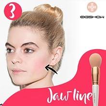 Brushes Premium Makeup Brush Set Synthetic Kabuki Cosmetics Foundation Blending Blush Eyeliner