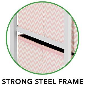 Strong Steel Metal Frame