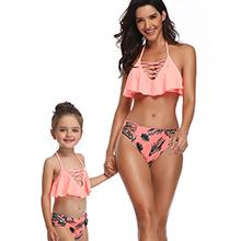 besbomig Niñas Niños Dos Pieces Bikini Set Conjunto de Bikini ...