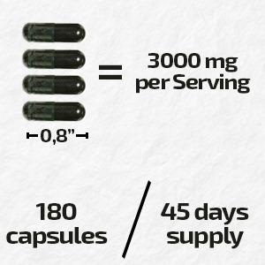 chlorella spirulina organic supplement capsules pills organic protein hcl herbal code labs superfood