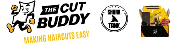 The Cut Buddy - Making Haircut Easy with barber tools and shaving tools