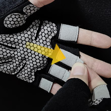 weight lifting gloves male