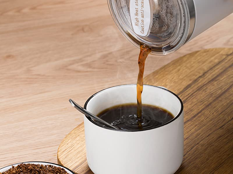 Easily Pour Coffee