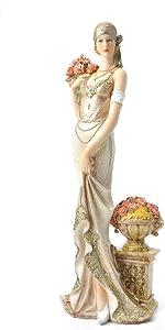 Peony Flower Bundle Figurine