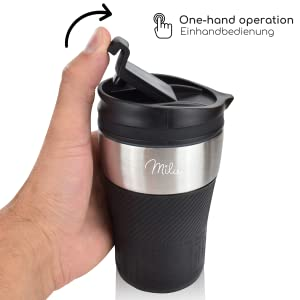 one hand operation