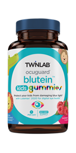 Ocuguard Blutein Kids Gummies