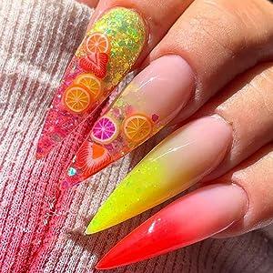 Faux Ongles,Natural Nude,White French,Nail Tips False,Fake Nails,UV Gel,Natural Acrylic,Cover Nails