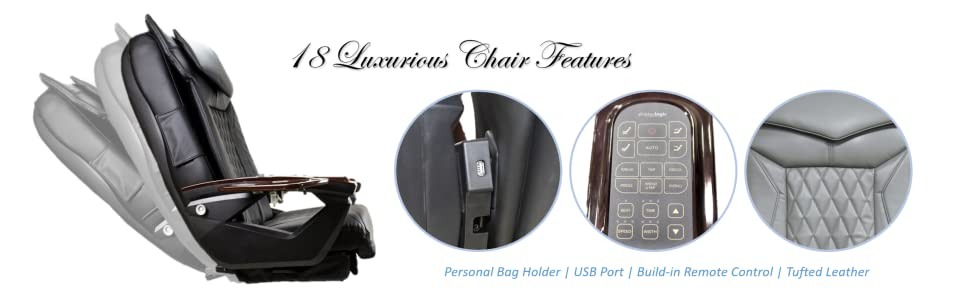 18 Luxurious Massage Chair