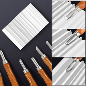 wood carving tools sharpener