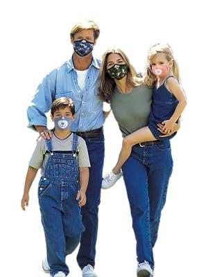 visual of albatross health new england reusable face masks