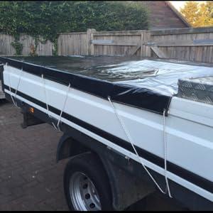 8mm auto sterk bungy kabels zwaar plicht bagage groot stropdas trailer professioneel gebruik