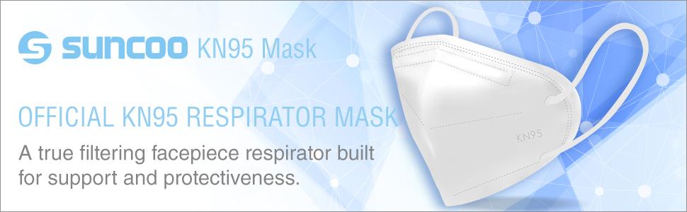 SUNCOO KN95 Protective Mask