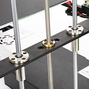 Double Z axis design