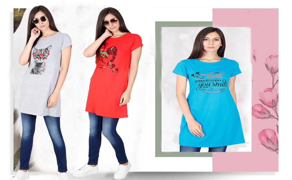 long top for women latest design