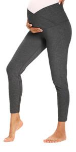 matrnity leggings v-shaped maternity pants