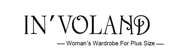 N'VOLAND - The Involand store is a store that specializes in Plus Size Women