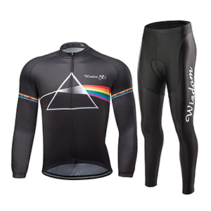 men's cycling jersey set