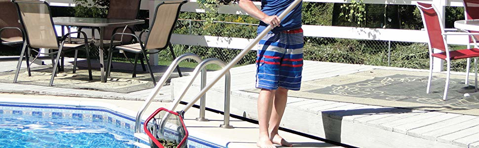 Trusted by professional pool cleaner companies who need professional grade, heavy duty tools