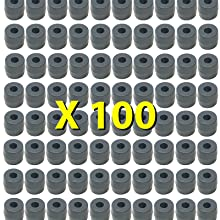 Pegboard Spacers x 100