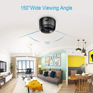 Wifi Spy Magnet Camera