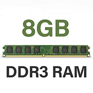 8GB DDR3 desktop computer full set dell desktop computer intex cpu for computer hp desktop computer