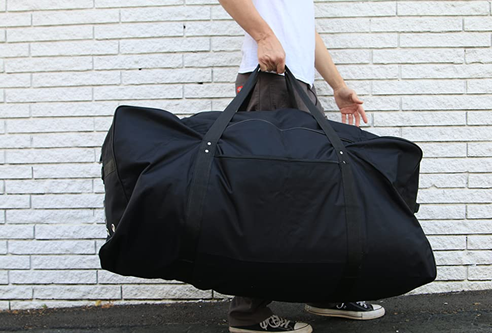 """Archibolt 32-inch Duffle Bag Carry-On Sports Hockey Bag Travel Luggage Duffel 32/"""""""