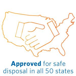 UG FDA cleared sharps