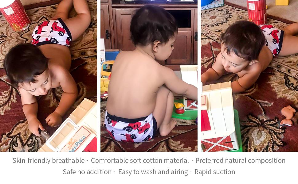baby cute underwear 18 months toddler boy soft cotton briefs infant panties cotton newborn boys