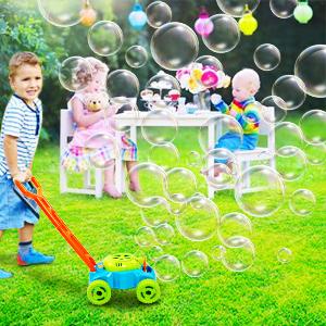 Birthday bubble favor