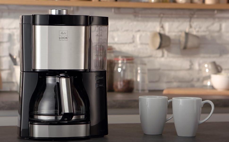 melitta perfection filterkaffemaskin