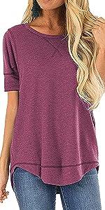 women short sleeve tshirts