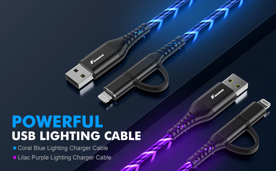Led Lighting Flow cord