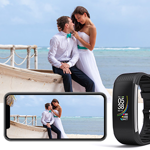Fitness Tracker with Heart Rate