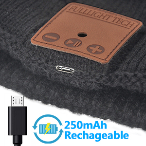 beanie hat for men with bluetooth