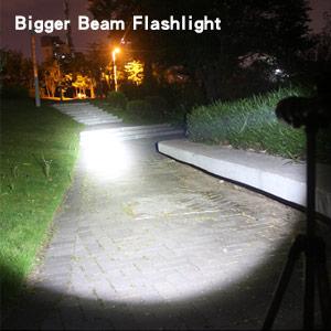 Super Bright LED Spotlight Flashlight