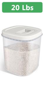 rice storage bin