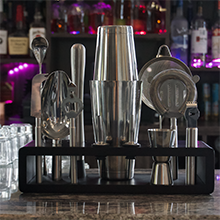 Boston Shaker bar set