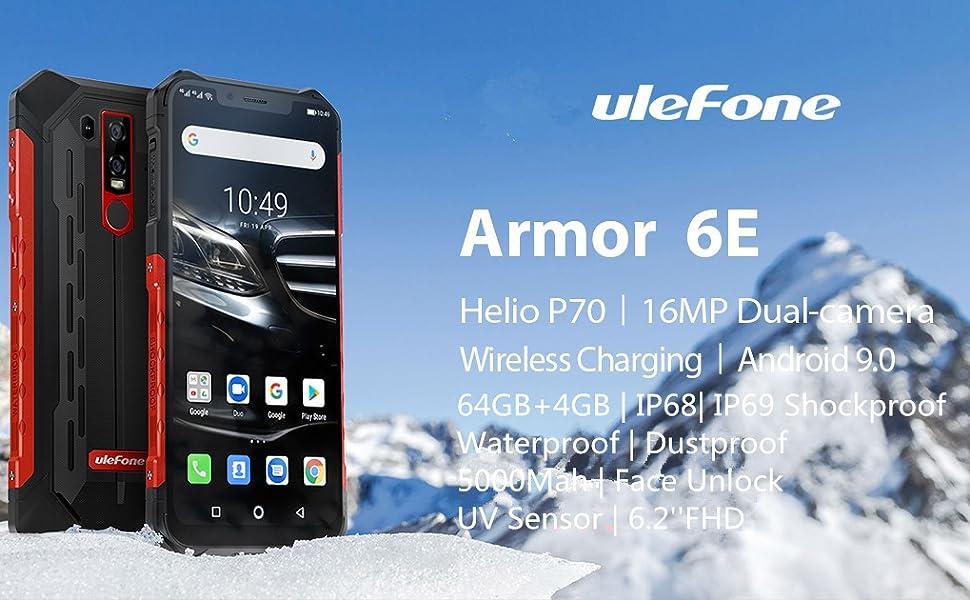 Ulefone Armor 6E, Ulefone Armor 6, Ulefone, Ulefone Armor