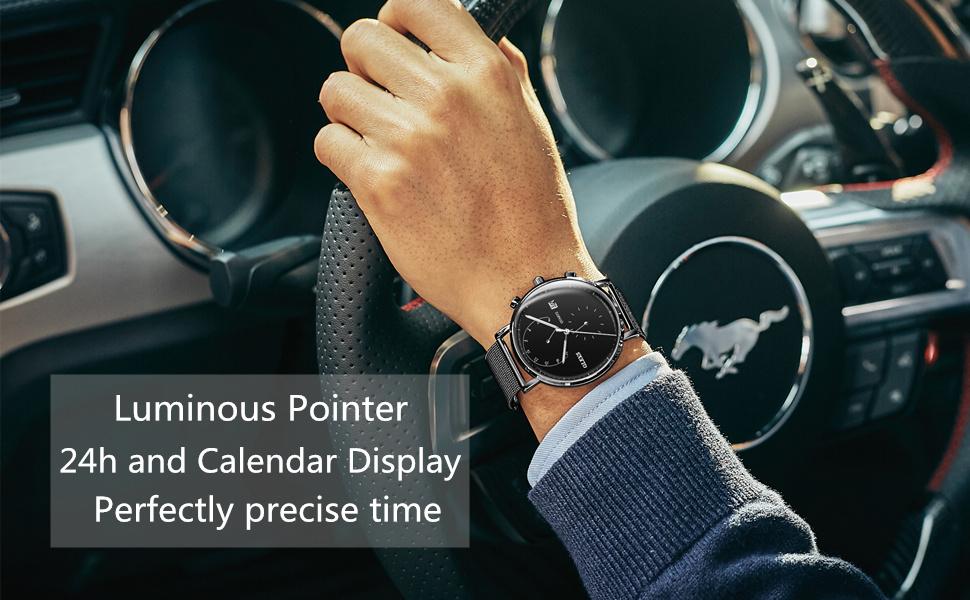 inexpensive watches for men calendar 2020 on sale waterproof mens watch mens calendar watch