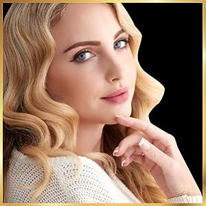 whitening vitamin c serum anti ageing wrinkle file lines lightening shining glowing