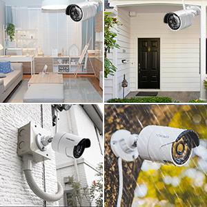 屋外 カメラ WIFI 無線
